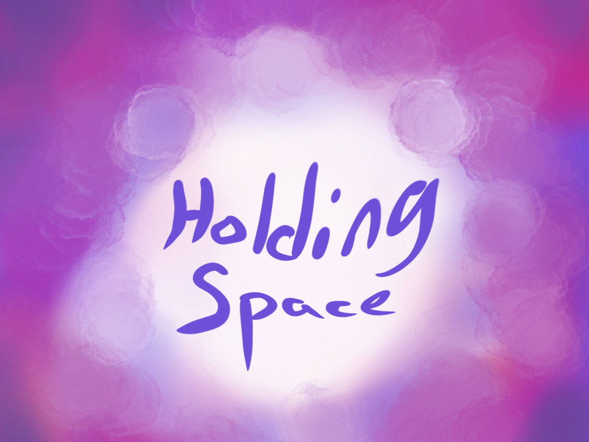 Logo for Holding Space